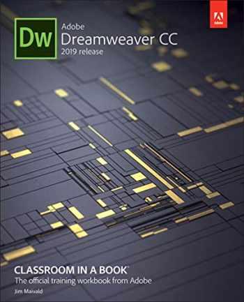 9780135262146-0135262143-Adobe Dreamweaver CC Classroom in a Book (2019 Release)