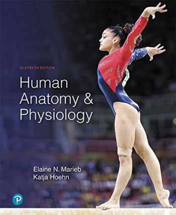 9780134756363-0134756363-Human Anatomy & Physiology Plus Mastering A&P with Pearson eText -- Access Card Package (11th Edition) (What's New in Anatomy & Physiology)