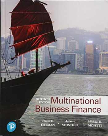 9780134796550-0134796551-Multinational Business Finance (15th Edition) (Pearson Series in Finance)