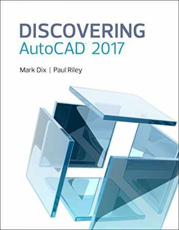 9780134506876-0134506871-Discovering AutoCAD 2017