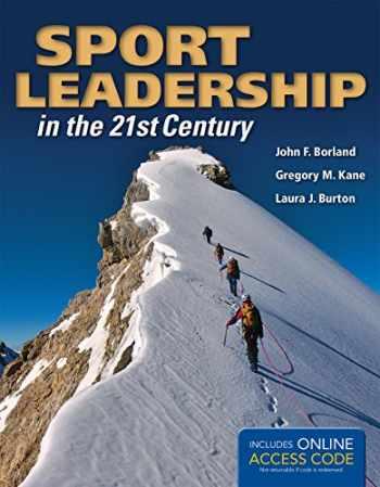 9781284034158-1284034151-Sport Leadership in the 21st Century