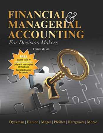 9781618532343-1618532340-FINANCIAL+MGRL.ACCT.F/DECISION MAKERS