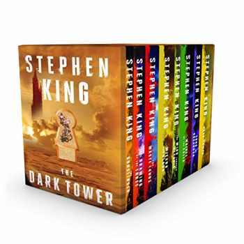 9781501163562-1501163566-The Dark Tower 8-Book Boxed Set