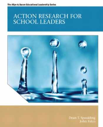 9780131381049-0131381040-Action Research for School Leaders (Allyn & Bacon Educational Leadership)