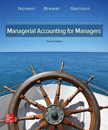 9781259578540-1259578542-Managerial Accounting for Managers