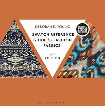 9781501328602-1501328603-Swatch Reference Guide for Fashion Fabrics: Bundle Book + Studio Access Card