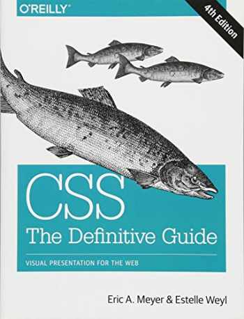 9781449393199-1449393195-CSS: The Definitive Guide: Visual Presentation for the Web