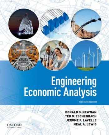 9780190931919-0190931914-Engineering Economic Analysis