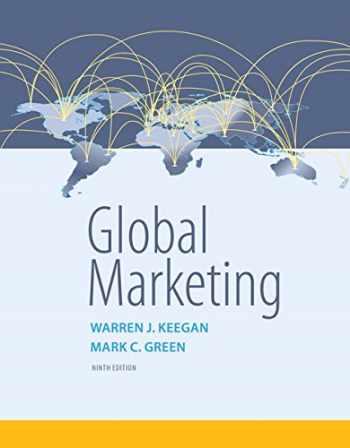 9780134129945-0134129946-Global Marketing (9th Edition)