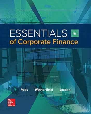 9781259277214-1259277216-Essentials of Corporate Finance (Mcgraw-hill/Irwin Series in Finance, Insurance, and Real Estate)