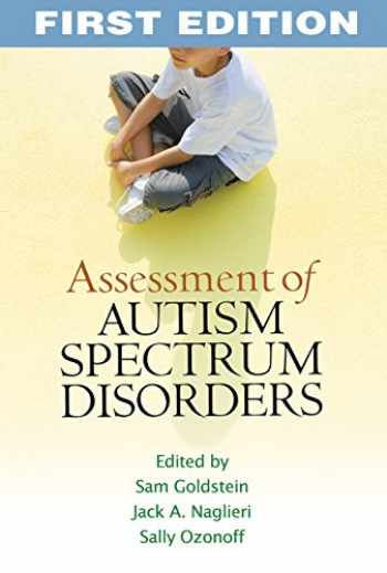 9781593859831-159385983X-Assessment of Autism Spectrum Disorders, First Edition