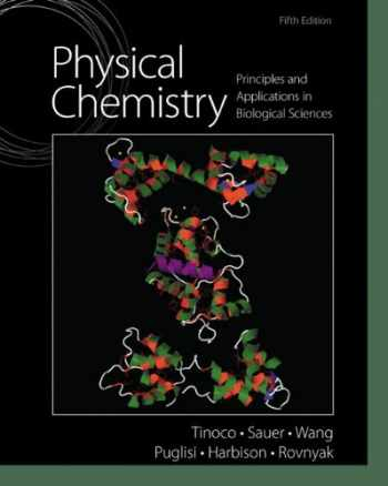 9780321883315-0321883314-Physical Chemistry: Principles and Applications in Biological Sciences Plus Mastering Chemistry with Pearson eText -- Access Card Package (5th Edition)