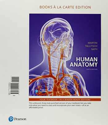 9780134439884-0134439880-Human Anatomy, Books a la Carte Plus Mastering A&P with Pearson eText -- Access Card Package (9th Edition)