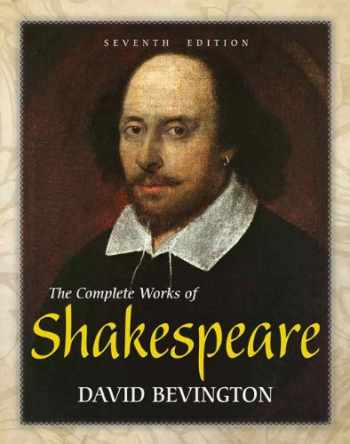 9780321886514-0321886518-The Complete Works of Shakespeare (7th Edition)