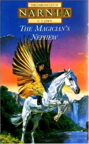 9780006716679-0006716679-The Magician's Nephew (The Chronicles of Narnia #5)