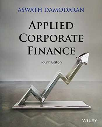 9781118808931-1118808932-Applied Corporate Finance