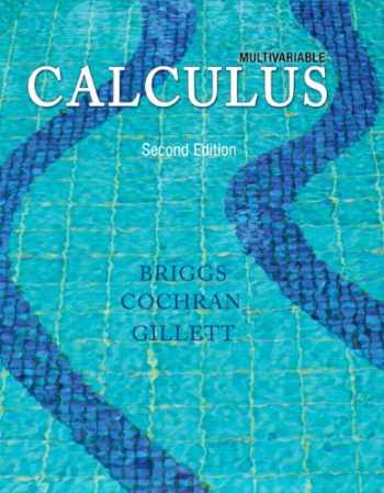 9780321954343-0321954343-Multivariable Calculus (2nd Edition)