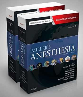9780702052835-0702052833-Miller's Anesthesia, 2-Volume Set
