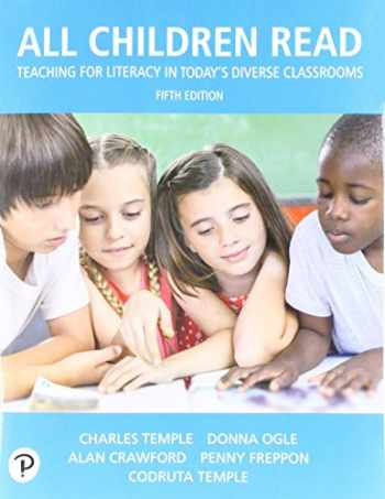 9780134894652-0134894650-All Children Read: Teaching for Literacy in Today's Diverse Classrooms (5th Edition)