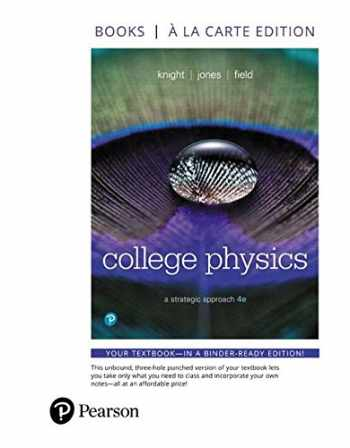 9780134644141-013464414X-College Physics: A Strategic Approach , Books a la Carte Plus MasteringPhysics with Pearson eText -- Access Card Package (4th Edition)