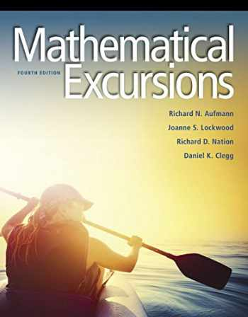 9781305965584-1305965582-Mathematical Excursions