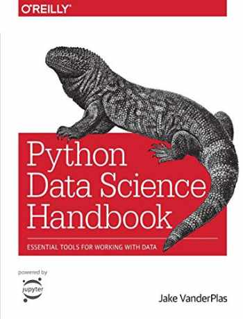9781491912058-1491912057-Python Data Science Handbook: Essential Tools for Working with Data