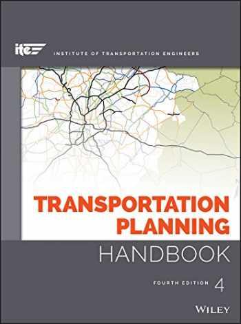9781118762356-1118762355-Transportation Planning Handbook