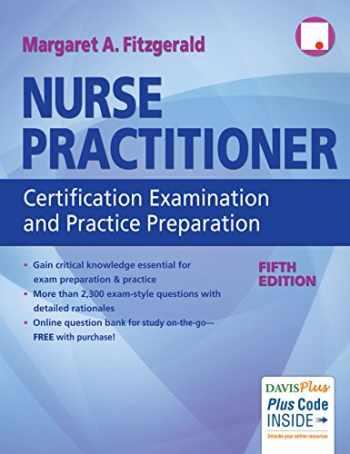 9780803660427-0803660421-Nurse Practitioner Certification Examination and Practice Preparation