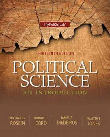9780205978007-0205978002-Political Science: An Introduction (13th Edition)