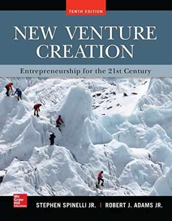 9780077862480-0077862481-New Venture Creation: Entrepreneurship for the 21st Century