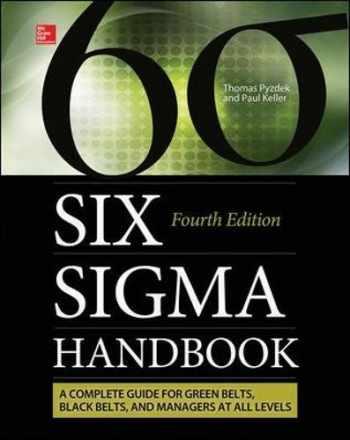 9780071840538-0071840532-The Six Sigma Handbook, Fourth Edition