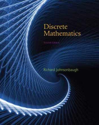 9780131593183-0131593188-Discrete Mathematics, 7th Edition