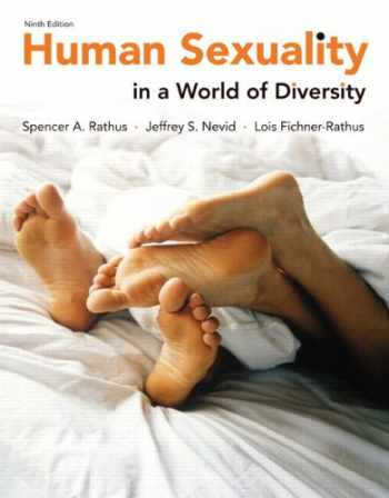 9780205955336-0205955339-Human Sexuality in a World of Diversity (paper) (9th Edition)