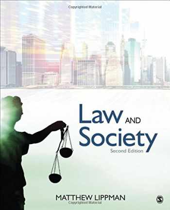 9781506362274-1506362273-Law and Society