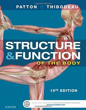 9780323357258-0323357253-Structure & Function of the Body - Hardcover (Structure and Function of the Body)