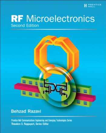 9780137134731-0137134738-RF Microelectronics (2nd Edition) (Prentice Hall Communications Engineering and Emerging Technologies Series from Ted Rappaport)