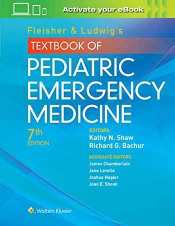 9781451193954-1451193955-Fleisher & Ludwig's Textbook of Pediatric Emergency Medicine