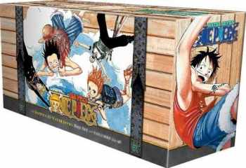 9781421576060-1421576066-One Piece Box Set 2: Skypiea and Water Seven, Volumes 24-46 (2)