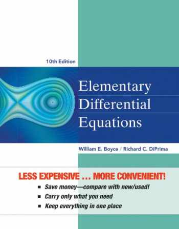 9781118157398-1118157397-Elementary Differential Equations, Binder Ready Version