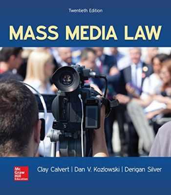 Mass Media Law (B&B Journalism)