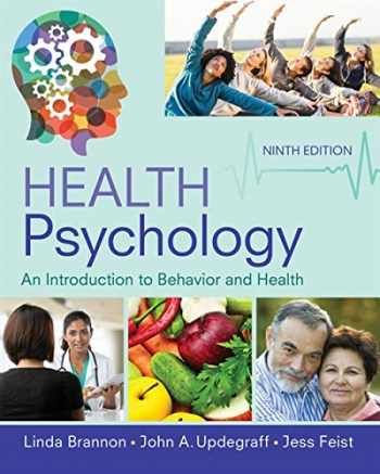 9781337094641-1337094641-HEALTH PSYCHOLOGY 9