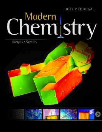 9780547586632-0547586639-Modern Chemistry: Student Edition 2012
