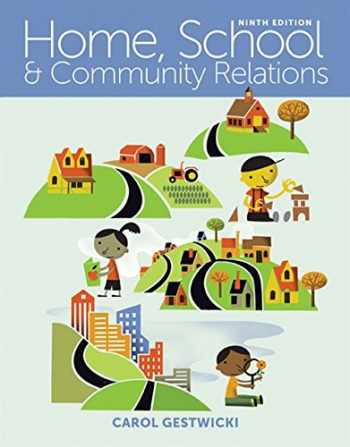 9781305089013-1305089014-Home, School, and Community Relations