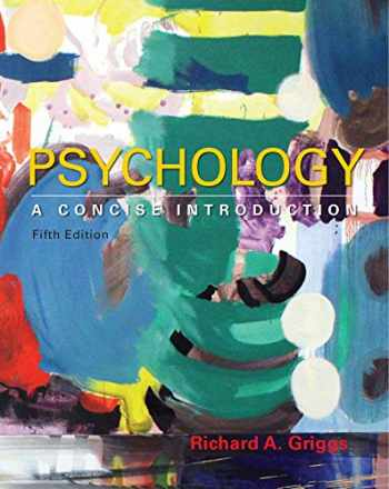 9781464192166-1464192162-Psychology: A Concise Introduction