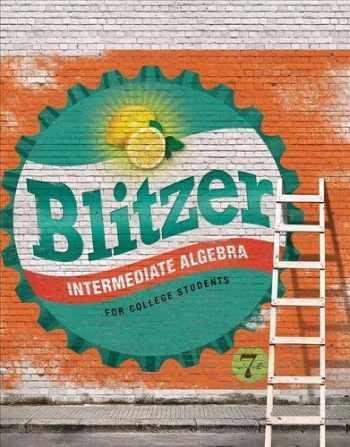 9780134189017-0134189019-Intermediate Algebra for College Students Access Card Package (7th Edition) (Blitzer Developmental Algebra Series)