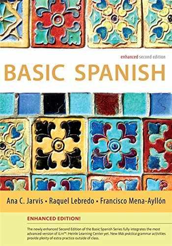 9781285052083-1285052080-Basic Spanish Enhanced Edition: The Basic Spanish Series (World Languages)
