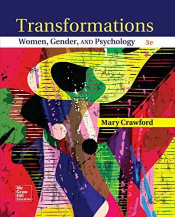 9780078026980-0078026989-Transformations: Women, Gender and Psychology