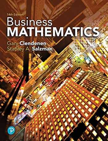 9780134693323-0134693329-Business Mathematics (14th Edition) (What's New in Trade Math)