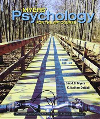 9781319070502-1319070507-Myers' Psychology for the Ap(r) Course