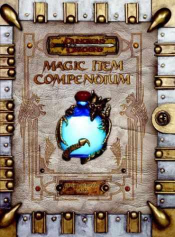 9780786964499-0786964499-Premium 3.5 Edition Dungeons & Dragons Magic Item Compendium (D&D Accessory)